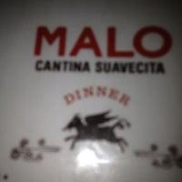 Photo taken at Malo by Lorena B. on 4/16/2012