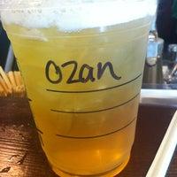 Photo taken at Starbucks by Ozan U. on 5/16/2012