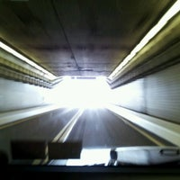 Photo taken at Lehigh Tunnel by Stacy K. on 12/30/2011
