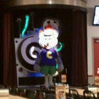 Photo taken at Chuck E. Cheese's by Lewis W. on 12/15/2011