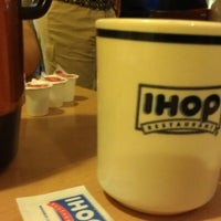 Photo taken at IHOP by Christine C. on 7/21/2012