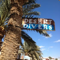 Photo taken at Desert Divers Dahab by Azzam A. on 3/3/2012