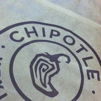 Photo taken at Chipotle Mexican Grill by Giselle M. on 8/31/2011