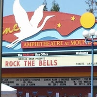 Photo taken at Shoreline Amphitheatre by Brett J. on 8/25/2012