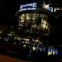 Photo taken at Empire Shopping Gallery by ivy c. on 12/9/2011