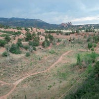 Photo taken at Red Rock Canyon Open Space by askmehfirst on 6/16/2012
