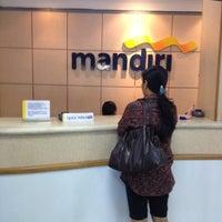 Photo taken at Mandiri by Henry S. on 8/7/2012