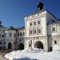 Снимок сделан в Успенский Трифонов монастырь пользователем Shorkova V. 3/26/2012