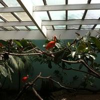 Photo taken at Aquatic Bird House by Jim B. on 4/14/2012