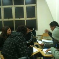 Photo taken at La Araucana Instituto Profesional by Rodrigo M. on 6/6/2012