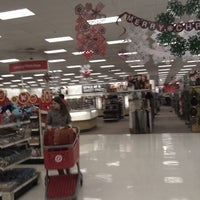 Photo taken at Target by David M. on 11/30/2011