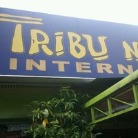 Photo taken at Tribu Ni Miso Internet Cafe by Eric S. on 10/2/2011