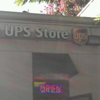 Photo taken at The UPS Store by Jeffrey ♊ T. on 11/4/2011