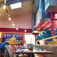 Photo taken at Santa Rita Tex Mex Cantina by Park S. on 11/27/2011