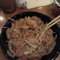 Photo taken at Pei Wei by Kevin L. on 10/4/2011