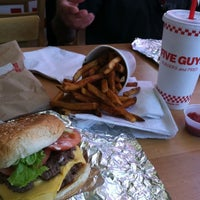 Photo taken at Five Guys by Mark M. on 7/26/2011