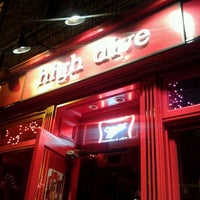 Photo taken at High Dive by André S. on 10/27/2011