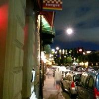 Photo taken at Restaurang Torget by X X. on 8/13/2012