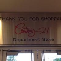 Photo taken at Century 21 Department Store by Britt B. on 7/11/2012