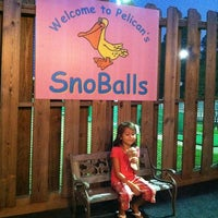 Photo taken at Pelicans Snowballs by joel l. on 8/18/2011