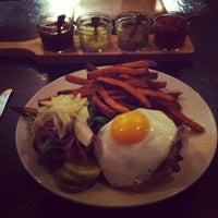 Photo taken at The Farmhouse Tap & Grill by Brooklyn S. on 2/24/2012