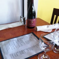 Photo taken at RX Restaurant by jackie c. on 7/26/2011