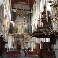 Photo taken at De Nieuwe Kerk by Alex R. on 7/5/2012