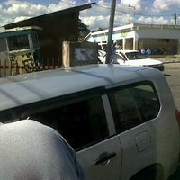 Photo taken at Morant Bay Bus Terminal by Francine C. on 12/9/2011