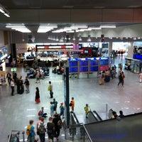 Photo taken at Terminal 1 by morningrise on 6/27/2011