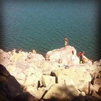 Photo taken at Devil's Lake State Park by Jeffery G. on 8/6/2012