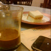 Photo taken at Han Tiam Kedai Kopi by Riozee R. on 9/21/2011