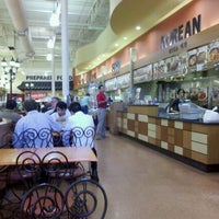 Photo taken at Super H Mart by Wes W. on 3/24/2011