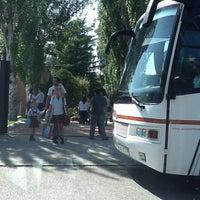 Photo taken at Colegio Montealto by Monica O. on 5/18/2012