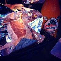 Photo taken at Burrito Del Rio Taqueria by Jan N. on 3/31/2012