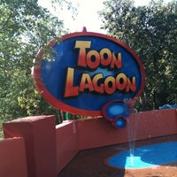Photo taken at Toon Lagoon by ty g. on 5/15/2011
