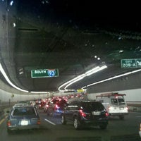 Photo taken at Thomas P. O'Neill Jr. Tunnel by Deb L. on 9/23/2011