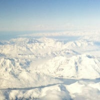 Photo taken at Ted Stevens Anchorage International Airport (ANC) by Martha B. on 3/22/2012
