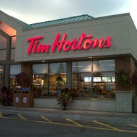 Photo taken at Tim Hortons by Doug T. on 7/30/2012