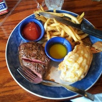 Photo taken at Red Lobster by CHAD J. on 5/1/2012
