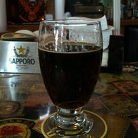 Photo taken at Old Dominion Brewhouse by Brendan M. on 1/29/2012