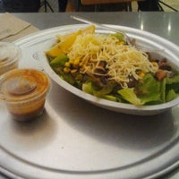 Photo taken at Chipotle Mexican Grill by Justin H. on 9/27/2011