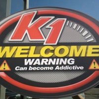 Photo taken at K1 Speed Ontario by Joseph A. on 10/29/2011