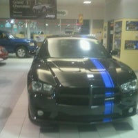 Photo taken at St. Albert Dodge by Don P. on 10/1/2011