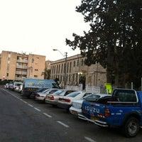 Photo taken at בית כנסת היכל יעקוב by Yoav P. on 8/31/2012