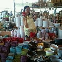 Photo taken at ร้านจาน ชาม เครื่องครัวเซรามิค by tooky t. on 11/29/2011