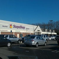Photo taken at Super Stop & Shop by John Y. on 1/24/2012