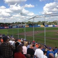 Photo taken at Pim Mulier Baseball Stadium by Ron P. on 7/15/2012