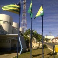 Photo taken at Prefeitura Municipal de Uruaçu by FRANKLIN R. on 2/29/2012