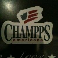 Photo taken at Champps Americana by Joseph S. on 5/21/2011