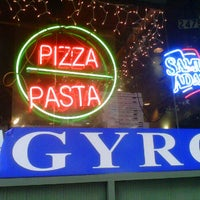 Photo taken at Perfecto Pizza by Jerry R. on 10/14/2011
